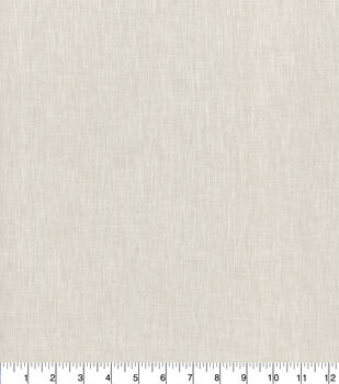 Ellen DeGeneres Multi-Purpose Decor Fabric 54''-Natural Marmont