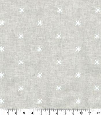 Ellen DeGeneres Multi-Purpose Décor Fabric 54''-Fog Sunset Embroidery