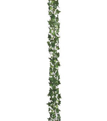 Med Sage Ivy Chain Garland