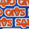 Cleveland Cavaliers Cotton Fabric -Vintage Logo