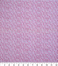 Keepsake Calico Cotton Fabric 43\u0022-Shaded Dot Pink