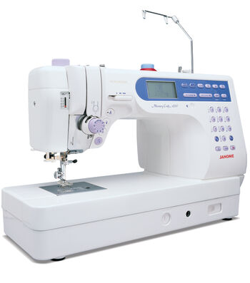 Janome Memory Craft 6500P Sewing Machine