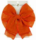 Simply Autumn 2.5\u0027\u0027 Bow-Orange
