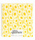 Fabric Quarters Cotton Fabric 18\u0022-Assorted Yellow