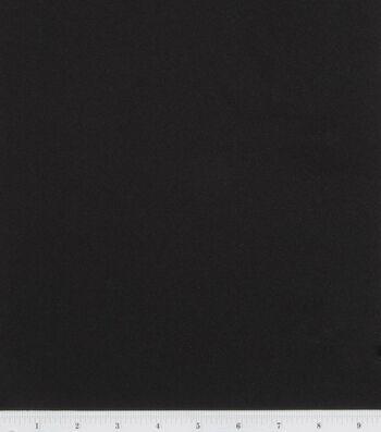 Sew Classics Crepe Suiting Fabric 58''-Black