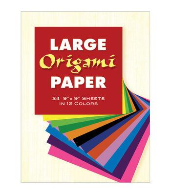 """Large Origami Paper-9""""X9"""" 24/Pkg"""