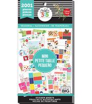 The Happy Planner Mini Stickers-Seasonal, , hi-res