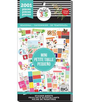 The Happy Planner Mini Stickers-Seasonal