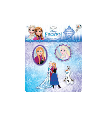 Frozen Pack of 4 Adhesive Patches