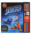 Straw Shooter Jets Book Kit