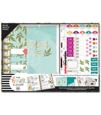 Create 365 Planner Box Kit-Cooking