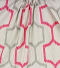 Home Essentials Lightweight Decor Fabric 45\u0022-Sawsan Amethyst