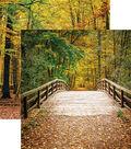 Photo Shoot Double-Sided Cardstock 12\u0022X12\u0022-Bridges
