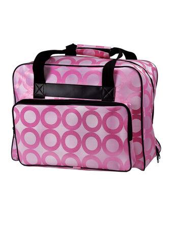 Janome Sewing Machine Tote-Pink