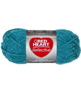 Red Heart Reflective Yarn