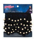 Yaya Han Black Lace Guipure with Pearls Cosplay Trim
