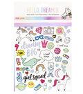 American Crafts Hello Dreamer 206 pk Sticker Book