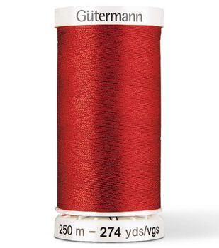 Gutermann Sew-All Thread 273Yds-(400 & 800 series) Warm Colors