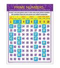 Carson-Dellosa Prime Numbers Chart 6pk