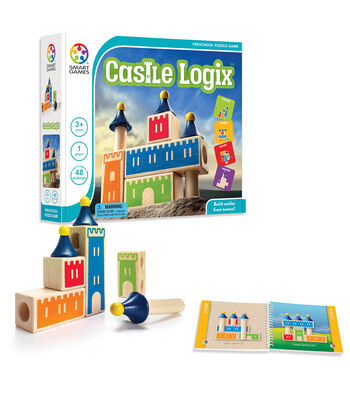 Castle Logix Preschool Puzzle Game