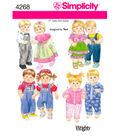 Simplicity Pattern 4268OS One Size -Simplicity Crafts