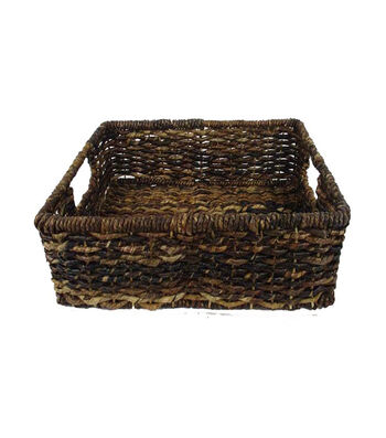 Organizing Essentials Medium Bacbac Rectangle Storage Basket