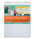 Pacon 25-sheet 1\u0027\u0027 Grid Ruled Heavy Duty Anchor Chart Papers 27\u0027\u0027x34\u0027\u0027