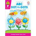 Schoolzone Workbooks-Abc Dot To Dots