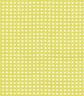Waverly Multi-Purpose Decor Fabric 56\u0022-Button Up/Citrine