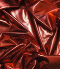 Cosplay by Yaya Han 4-Way Stretch Fabric 58\u0022-Metallic Red
