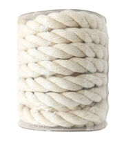 Fab Lab Cotton Craft Rope 1 lb Spool, , hi-res