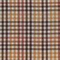 Wide Cotton Fabric-Harvest Plaid