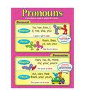 Pronouns Learning Chart 17\u0022x22\u0022 6pk