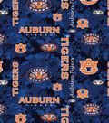 Auburn University Tigers Fleece Fabric 60\u0022-Digital Camo