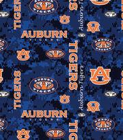 "Auburn University Tigers Fleece Fabric 60""-Digital Camo, , hi-res"