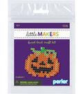 Little Maker\u0027s Fused Bead Craft Kit-Jack O Lantern
