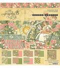 Graphic 45 Collection Pack 12\u0022X12\u0022-Garden Goddess