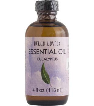 Hello Lovely 4 fl. oz. Eucalyptus Beauty Essential Oil