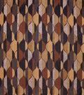 Home Decor 8\u0022x8\u0022 Fabric Swatch-Upholstery Fabric Barrow M8756-5187 Bronze