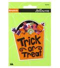 Simplicity Halloween Applique-Treat Bucket