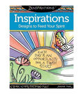 Adult Coloring Book-Design Originals Zenspirations Inspirations