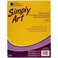 Acrylic Paper Pad 9X12 10 Sheets