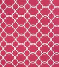Eaton Square Lightweight Decor Fabric 53\u0022-Spackle/Peony