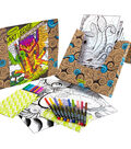 Crayola Art With Edge Coloring Book w/Markers-Naturescapes