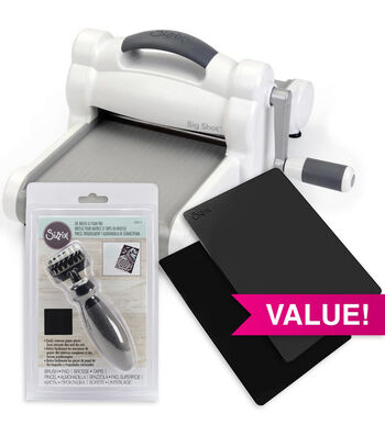 Sizzix Big Shot Starter Kit Bundle