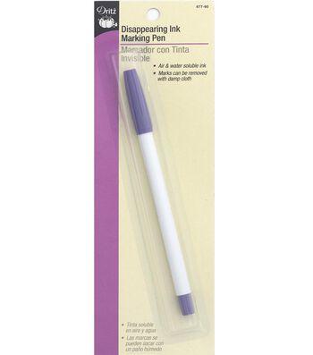 Prym Dritz Disappearing Ink Marking Pen Purple