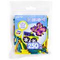 Perler Rod Beads 225/Pkg-Spring Mix