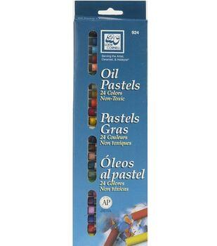 Oil Pastel Set-24 Colors