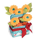 Sizzix Bigz XL Die-A2 Flower Basket & Card In A Box