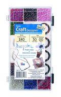 Darice Wire&Bead Jewelry-Making Kit-Bright